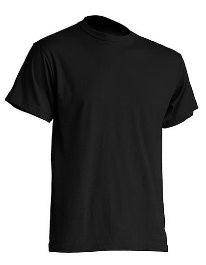 Basic T-Shirt Man - Black