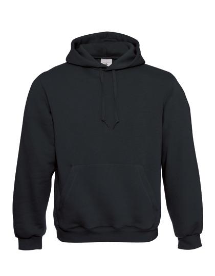 Basic Hoodie Man - Black