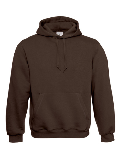Basic Hoodie Man - Brown