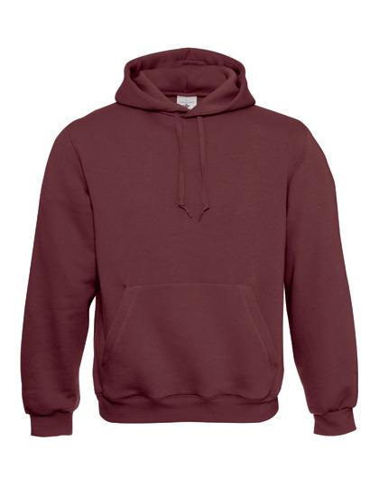 Basic Hoodie Man - Burgundy