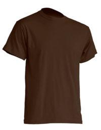 Basic T-Shirt Man - Chocolate