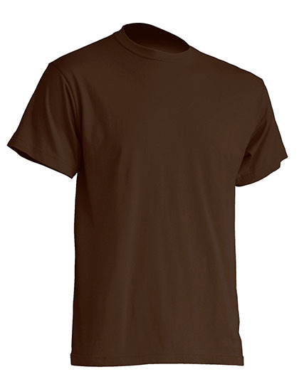 Basic T-Shirt Man - Chocolate