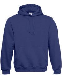 Basic Hoodie Man - Electric Blue
