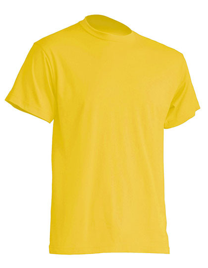 Basic T-Shirt Man - Gold