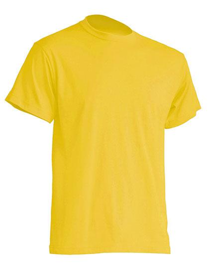 Basic T-Shirt Man - Gold