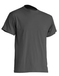 Basic T-Shirt Man - Graphite