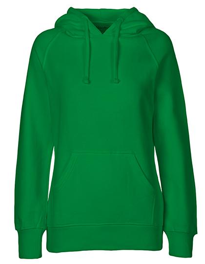 Hoodie Organic 100% Bio-Baumwolle Woman - Green