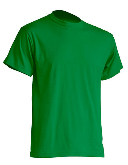 Basic T-Shirt Man - Kelly Green