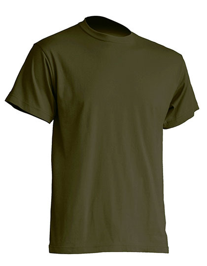 Basic T-Shirt Man - Olive