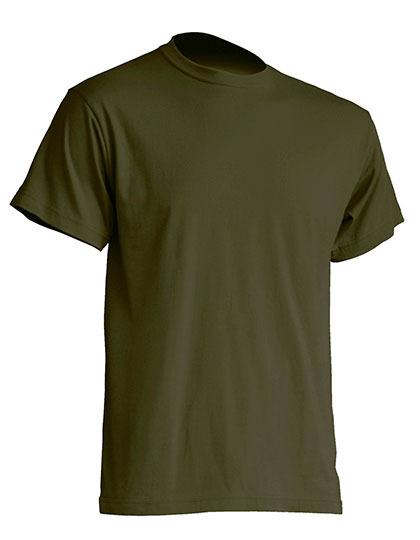 Basic T-Shirt Man - Olive