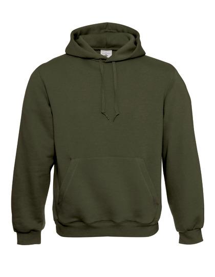 Basic Hoodie Man - Khaki