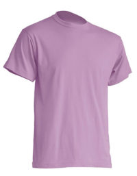 Basic T-Shirt Man - Lavender
