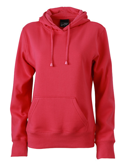Premium Ladies´ Hooded Sweat - Pink