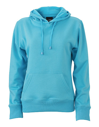 Premium Ladies´ Hooded Sweat - Pacific