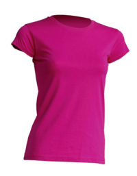 Basic T-Shirt Woman - Pink