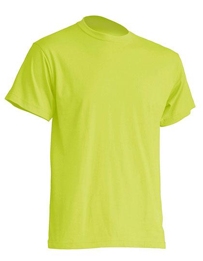 Basic T-Shirt Man - Pistachio