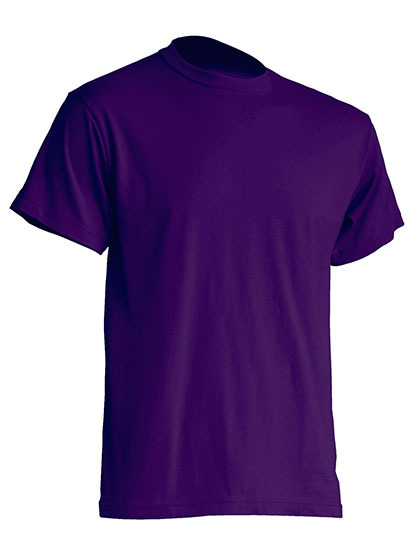 Basic T-Shirt Man - Purple