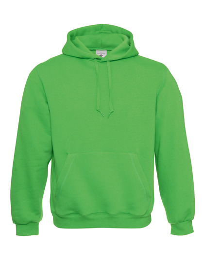 Basic Hoodie Man - Real Green