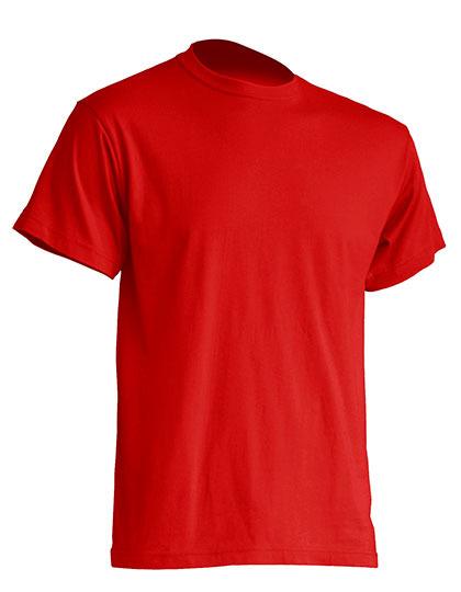 Basic T-Shirt Man - Red