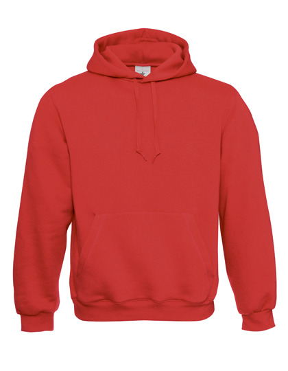 Basic Hoodie Man - Red