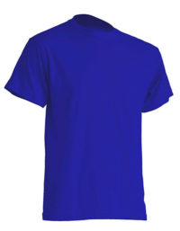 Basic T-Shirt Man - Royal Blue