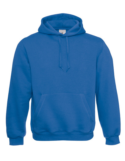 Basic Hoodie Man - Royal Blue