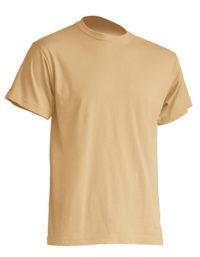 Basic T-Shirt Man - Sand