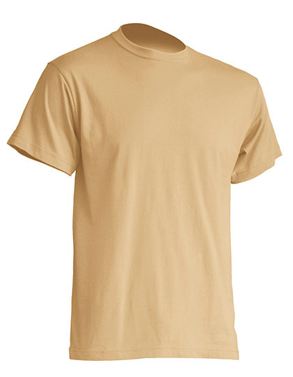 Basic T-Shirt Man - Sand