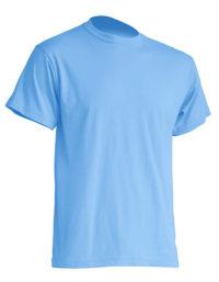 Basic T-Shirt Man - Sky