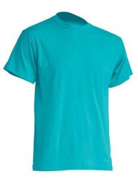 Basic T-Shirt Man - Turquoise