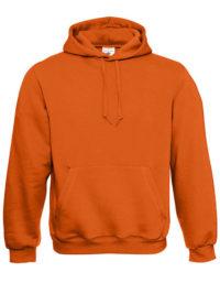 Basic Hoodie Man - Urban Orange