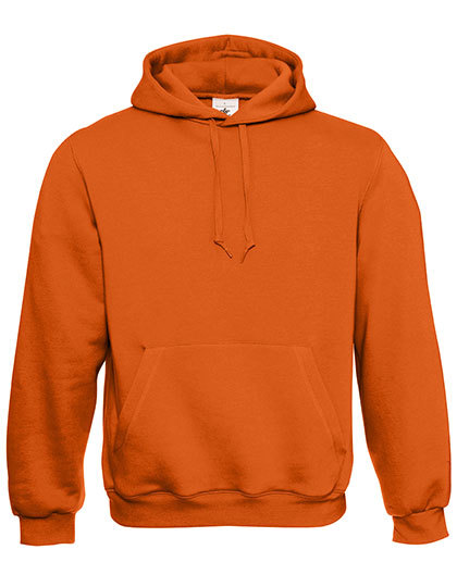 Basic Hoodie Man - Urban Orange
