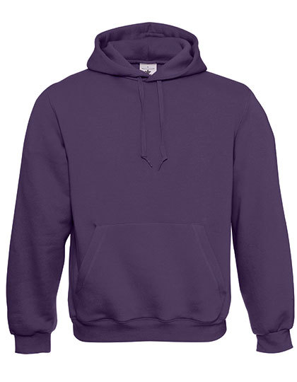 Basic Hoodie Man - Urban Purple
