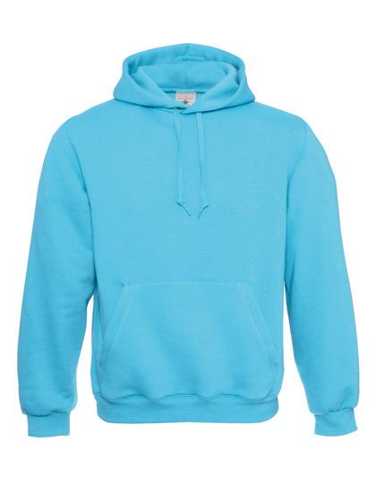 Basic Hoodie Man - Very Turquoise