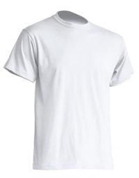 Basic T-Shirt Man - White