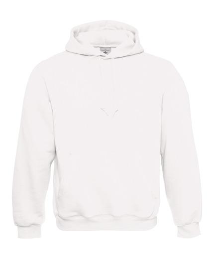 Basic Hoodie Man - White
