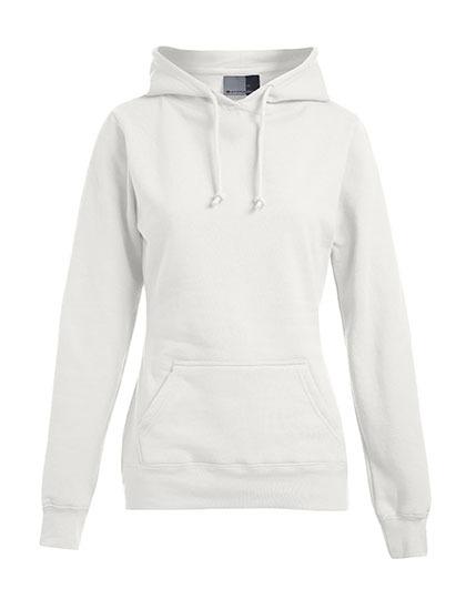 Basic Hoodie Woman - White